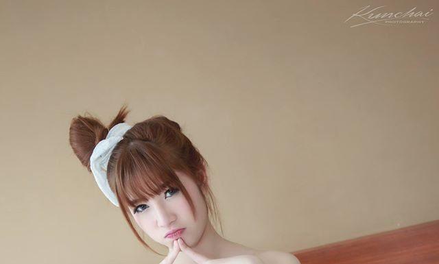 ภาพเด็ดๆ น้องหมวย สาวน้อยหน้าสวย รวยสเน่ห์ ลีลาดิ๊ ดี !